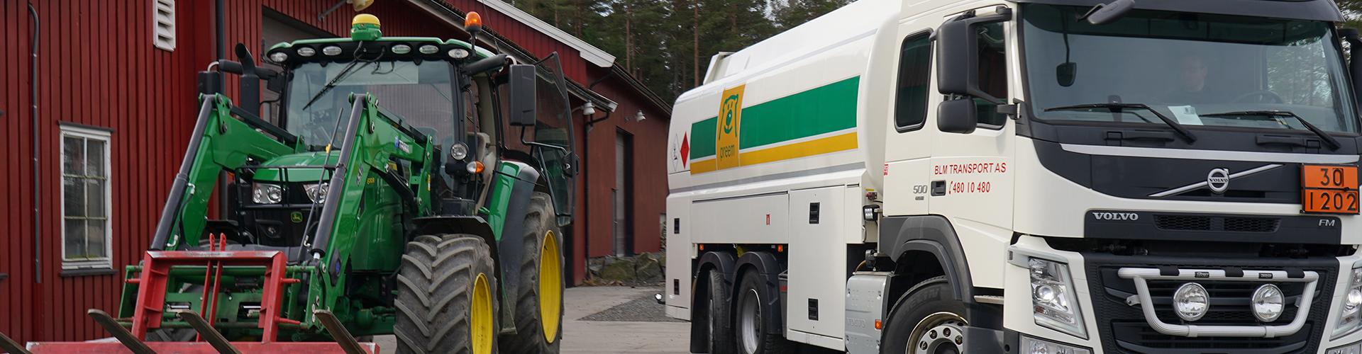 diesel landbruk